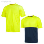 Camiseta-alta-visibilidad-manga-corta-RG-regalos-publicitarios