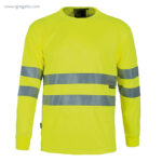 Camiseta-alta-visibilidad-manga-larga-amarilla-RG-regalos