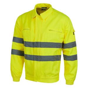 Cazadora alta visibilidad 910 amarilla - RG regalos publicitarios