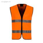 Chaleco alta visibilidad 610 naranja - RG regalos publicitarios