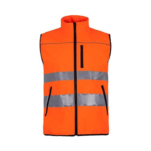 Chaleco alta visibilidad 920 naranja - RG regalos publicitarios