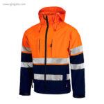 Chaqueta alta visibilidad S525 naranja - RG regalos publicitarios