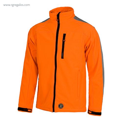Chaqueta alta visibilidad S530 naranja - RG regalos publicitarios