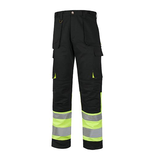 Pantalón alta visibilidad 918 amarillo - RG regalos publicitarios