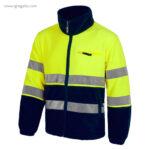 Polar alta visibilidad C025 amarillo + azul - RG regalos publicitarios