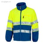Polar alta visibilidad C025 amarillo + azul claro - RG regalos publicitarios