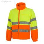 Polar alta visibilidad C025 amarillo + naranja - RG regalos publicitarios