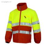 Polar alta visibilidad C025 amarillo + rojo - RG regalos publicitarios