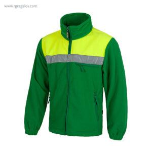 Polar alta visibilidad C030 verde - RG regalos publicitarios