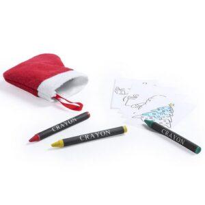 Set navidad para pintar detalle - RG regalos publicitarios
