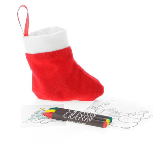 Set navidad para pintar láminas - RG regalos publicitarios