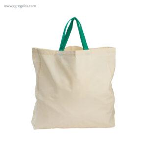 Bolsa algodón orgánico detalle - RG regalos publicitarios