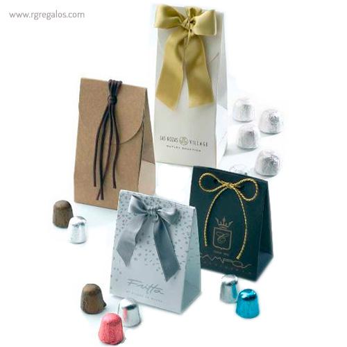 Bolsa-personalizada-con-bombones-RG-regalos publicitarios