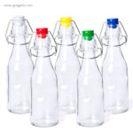 Botella de cristal 260 ml colores - RG regalos publicitarios