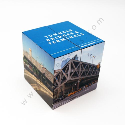Cubo mágico publicitario 6 - RG regalos publicitarios