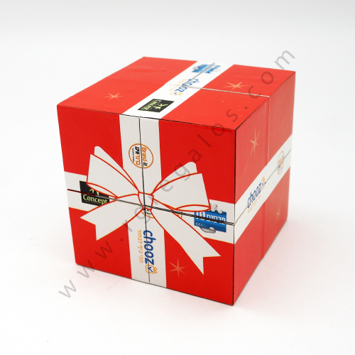 Cubo mágico publicitario 8 - RG regalos publicitarios