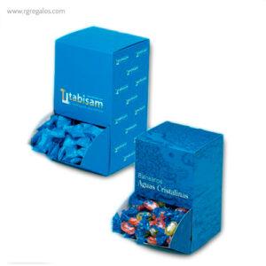 Dosificador caramelos publicitarios - RG regalos publicitarios