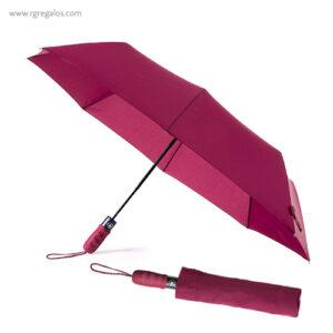 Paraguas automático plegable con funda - RG regalos publicitarios