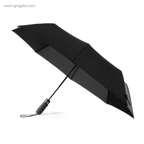 Paraguas automático plegable con funda abierto - RG regalos publicitarios