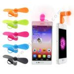 Ventilador promocional para smartphone 1 - RG regalos publicitarios