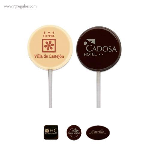 Chocolatinas publicitarias