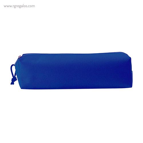 Estuche publicitario estilo deportivo azul - RG regalos publicitarios