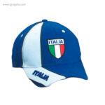 Gorra países con escudo Italia - RG regalos publicitarios