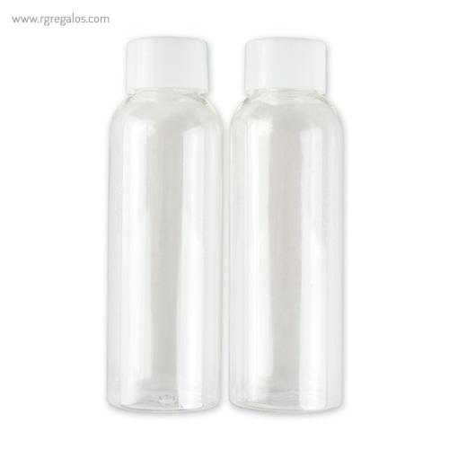 Neceser de viaje en pvc personalizado detalle envases 100 ml - RG regalos publicitarios