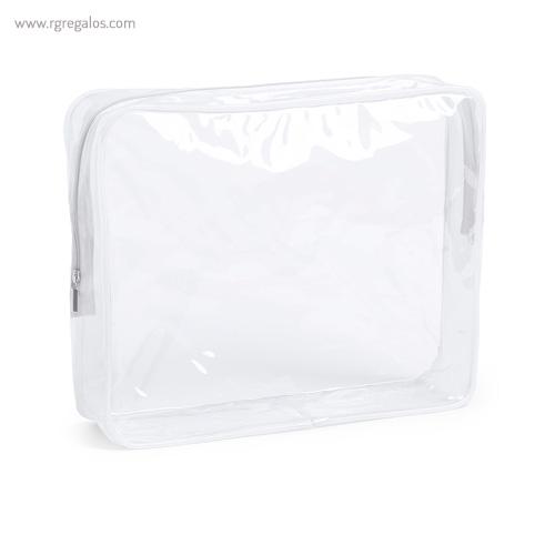 Neceser en PVC transparente 1 - RG regalos publicitarios