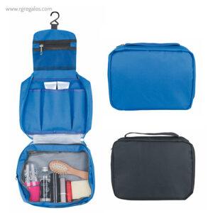 Neceser personalizado con compartimentos - RG regalos publicitarios