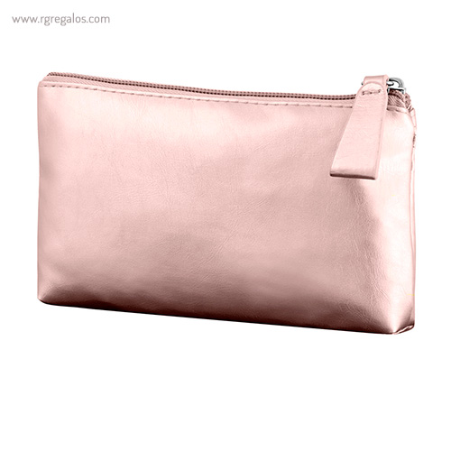Neceser publicitario colores brillantes rosa - RG regalos publicitarios