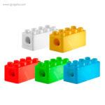Sacapuntas formas construcción - RG regalos publicitarios
