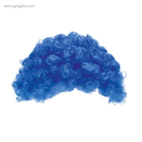 Pelucas color azul - RG regalos publicitarios