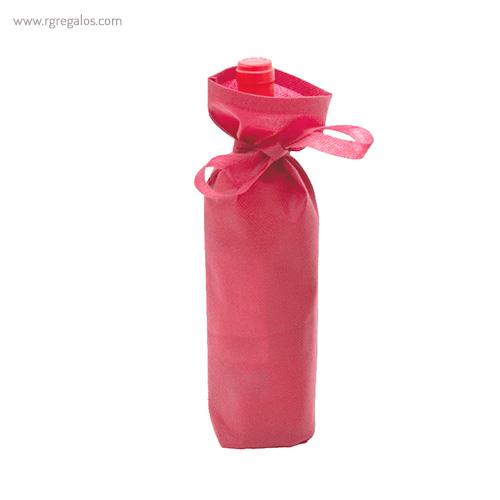 Bolsa personalizada para vino roja - RG regalos publicitarios