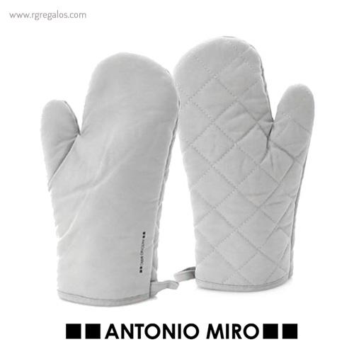 Guante para horno Antonio Miró - RG regalos publicitarios