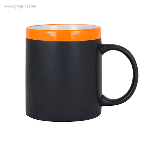 Taza-acabado-pizarra-naranja-RG-regalos