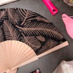 Abanico-tela-diseño-hojas-RG-regalos