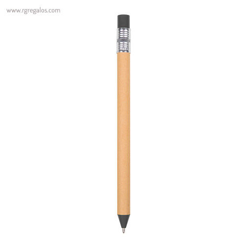 Bolígrafo-en-papel-y-cartón-negro-RG-regalos-publicitarios