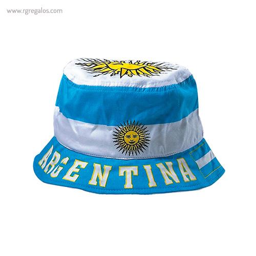 Gorro bandera países Argentina - RG regalos publicitarios