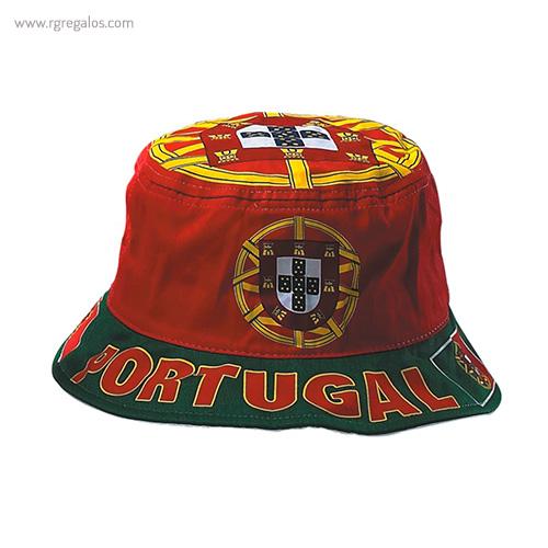 Gorro bandera países Portugal - RG regalos publicitarios