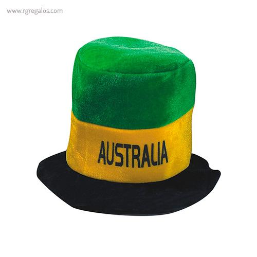 Gorro fiesta bandera países Australia - RG regalos publicitarios
