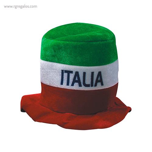 Gorro fiesta bandera países Italia - RG regalos publicitarios