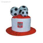 Gorro fiesta bandera países balones - RG regalos publicitarios