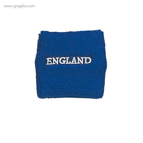 Muñequera bandera países Inglaterra 1- RG regalos publicitarios