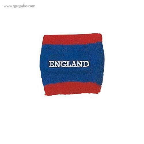 Muñequera bandera países Inglaterra - RG regalos publicitarios
