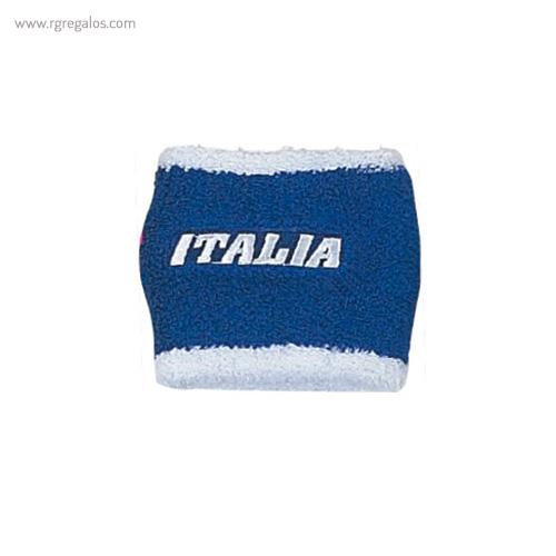 Muñequera bandera países Italia 1- RG regalos publicitarios