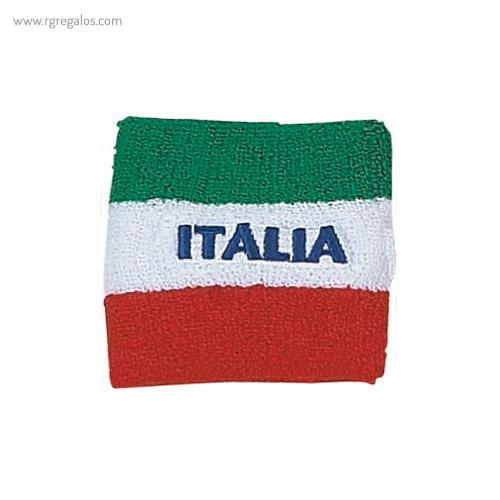 Muñequera bandera países Italia - RG regalos publicitarios