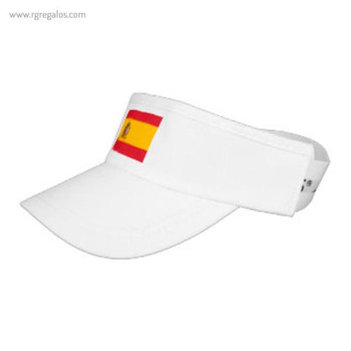 Visera bandera países España - RG regalos publicitarios