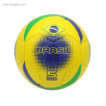 Balón de fútbol con bandera Brasil - RG regalos publicitarios