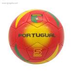 Balón de fútbol con bandera portugal - RG regalos publicitarios